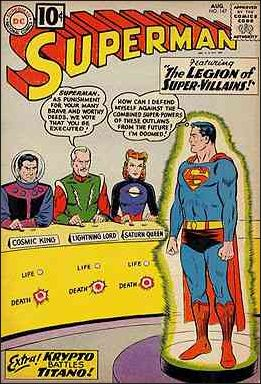 Superman (1939) 147-A by DC
