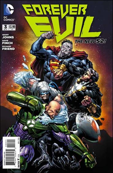Forever Evil 3-A by DC