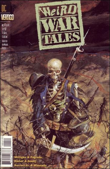 Weird War Tales (1997) 4-A by Vertigo