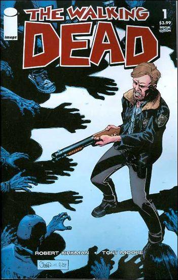Walking Dead (2003) 1-B by Image