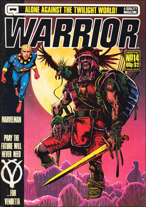 Warrior (UK) 14-A by Quality Communications
