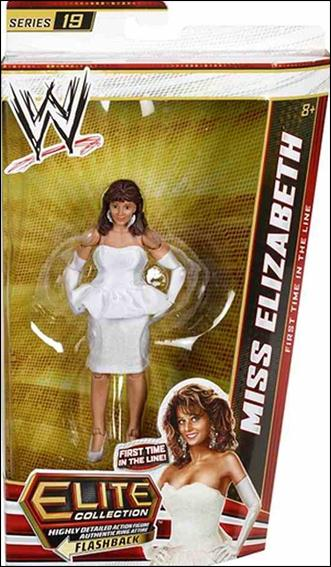 WWE: Elite Collection (Series 19) Miss Elizabeth by Mattel