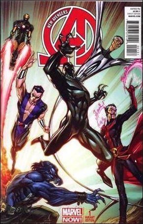 New Avengers (2013) 1-C