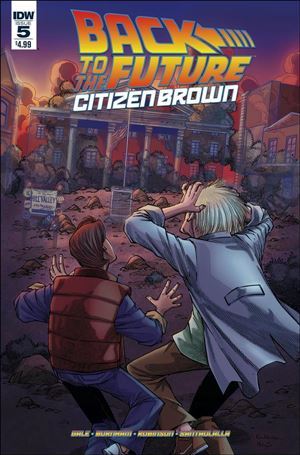 Back to the Future: Citizen Brown 5-A