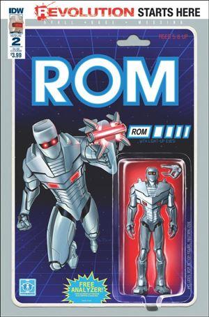ROM (2016) 2-D