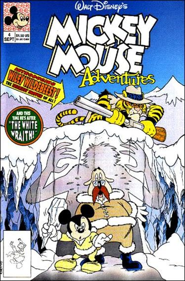 Walt Disney's Mickey Mouse Adventures 4-A by Disney