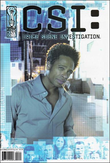 CSI: Crime Scene Investigation-Bad Rap 3-A by IDW