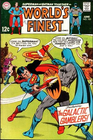 World's Finest Comics 185-A