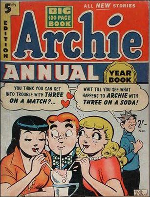 Archie Annual 5-B