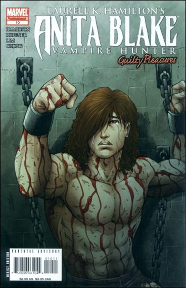 Anita Blake, Vampire Hunter - Guilty Pleasures 10-A by Marvel