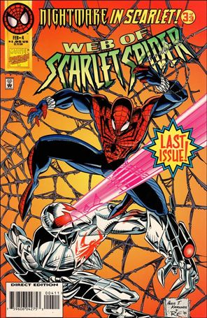 Web of Scarlet Spider 4-A