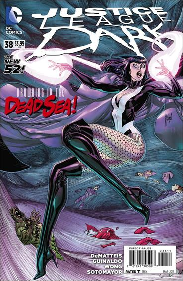 Justice League Dark (2011) 38-A by DC