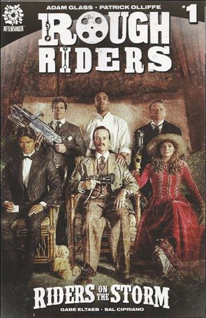 Rough Riders: Riders on the Storm 1-B