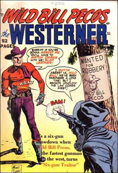 Westerner (1948) 29-A by Toytown