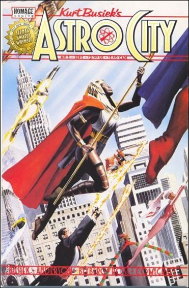 Kurt Busiek's Astro City (1996) 1-A by Homage Comics