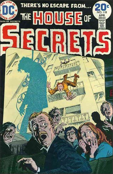 House of Secrets (1956) 118-A by DC