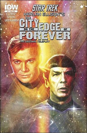 Star Trek: Harlan Ellison's Original The City on the Edge of Forever Teleplay 2-B