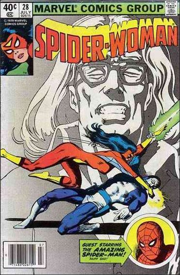 Spider-Woman (1978) 28-A by Marvel