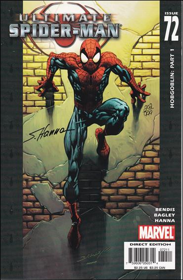 Ultimate Spider-Man (2000) 72-B by Marvel