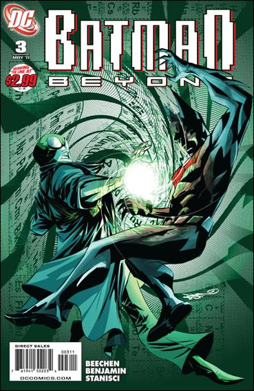 Batman Beyond (2011) 3-A by DC