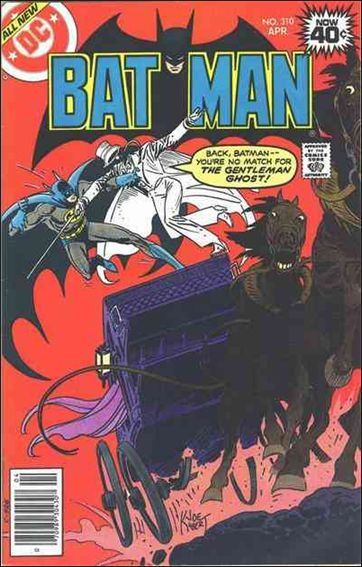 Batman (1940) 310-A by DC
