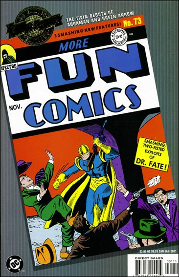 Millennium Edition: More Fun Comics 73-A by DC
