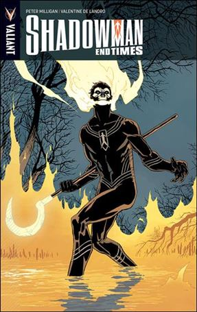 Shadowman: End Times nn-A