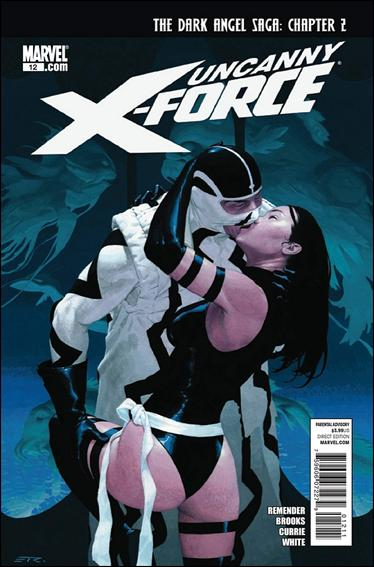 Uncanny X-Force (2010) 12-A by Marvel