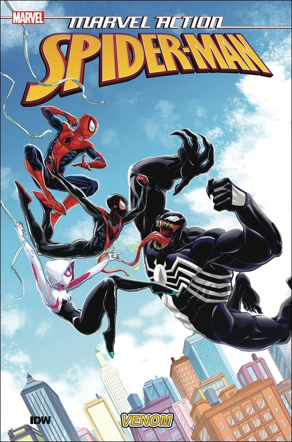Marvel Action: Spider-Man 4-A by IDW