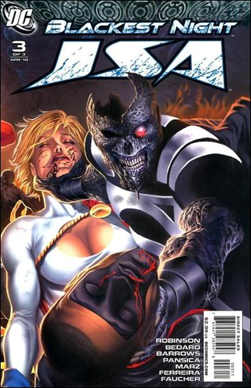Blackest Night: JSA 3-A by DC
