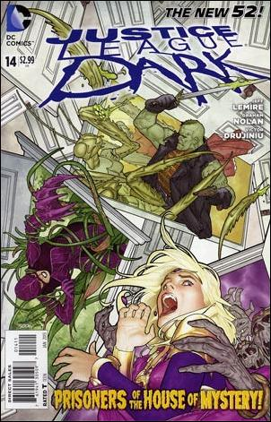 Justice League Dark 14-A by DC
