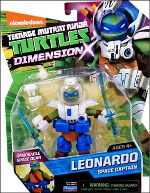 Teenage Mutant Ninja Turtles (2012) Leonardo (Dimension X)