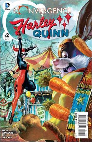 Convergence Harley Quinn 2-A