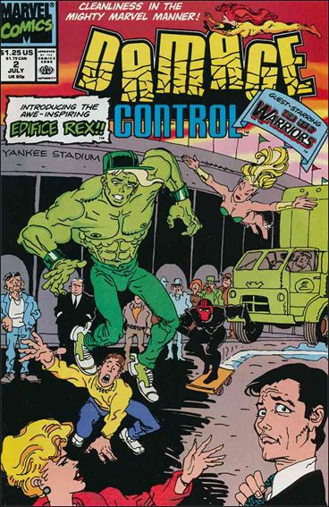 Damage Control (1991) 2-A by Marvel