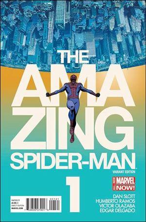 Amazing Spider-Man (2014) 1-C
