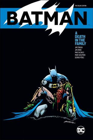 Batman: A Death in the Family - The Deluxe Edition nn-A