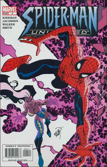 Spider-Man Unlimited (2004) 4-A by Marvel