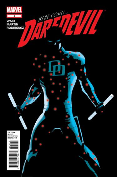 Daredevil (2011) 5-A by Marvel