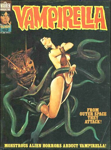 Vampirella 62-A by Warren