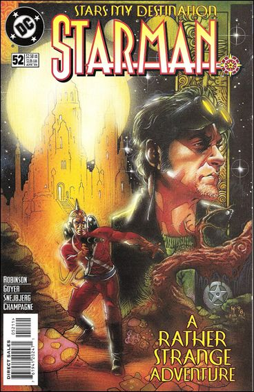Starman (1994) 52-A by DC