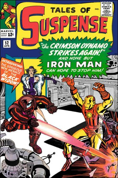 Tales of Suspense (1959) 52-A by Marvel