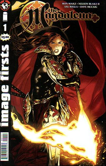 Magdalena (2010) 1-I by Top Cow