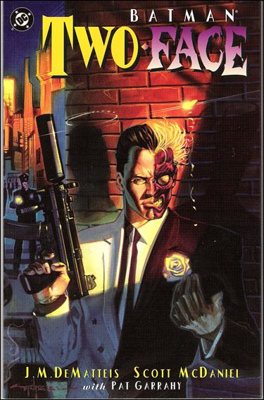 Batman: Two-Face - Crime and Punishment nn-A by DC