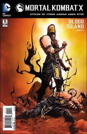 Mortal Kombat X 11-A