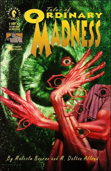 Tales of Ordinary Madness 1-A by Dark Horse