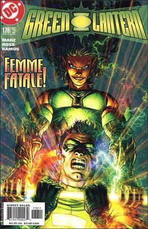 Green Lantern (1990) 178-A