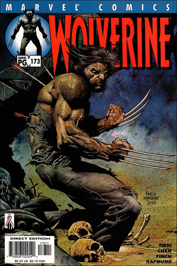 Wolverine (1988)  173-A by Marvel
