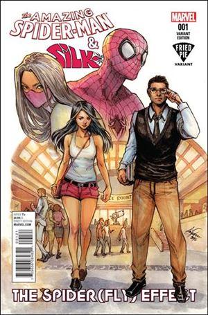 Amazing Spider-Man & Silk: The Spider(Fly) Effect 1-B
