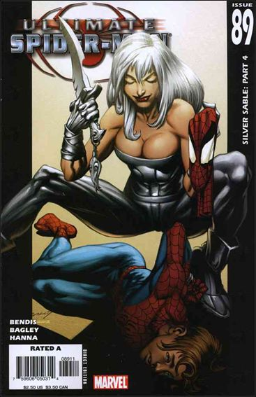 Ultimate Spider-Man (2000) 89-A by Marvel