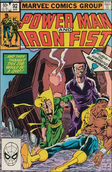 Power Man and Iron Fist (1978) 92-A by Marvel